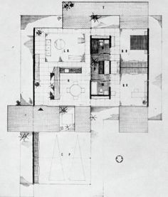 Gallery - A Virtual Look Into Pierre Koenig's Case Study House #21, The Bailey House - 4