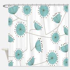 Blue Green Succulent Shower Curtain, Botanical Bathroom, Echeveria Flower  Photography, Nature, Summer, Blue, Green, Gray, Teal  NO. 1247 | Blue Green