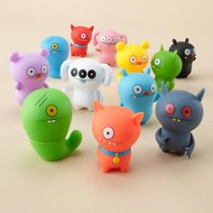 Little Ugly Action Dolls