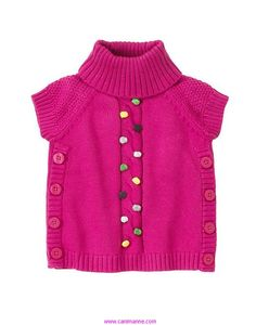 Knitted Boys and Girls Baby Sweater, Vest Cardigan Patterns Knitted Boys and Girls Baby Sweater, Vest Cardigan Patterns Welcome to the knitting vest models gallery. We have created beautiful male baby vest m. Crochet Baby Cardigan, Baby Afghan Crochet, Crochet Baby Booties, Cardigan Pattern, Knit Cardigan, Hat Crochet, Baby Overall, Baby Blanket Size, Strick Cardigan