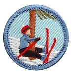 Merit Badges Spoof on Boy Scouts by Girl Scouts of the Modern Age.
