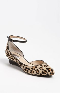 Halogen® 'Bianca' Wedge | Nordstrom. Just bought these, in love!!