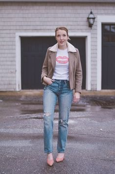 Leslie Musser wearin