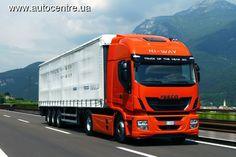 На рынок выходит тягач Iveco Stralis, оснащенный двигателем на сжатом природном газе и отвечающий экологическим стандартам Евро 6.