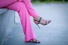 #fashion #shoes The Fashion Fruit stefanel-louisvuitton-pucci-rosa-occhiali-tailleur
