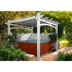 Oasis Pergolas Privacy Fence Panel