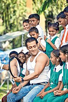 salman khan with kids - Google Search