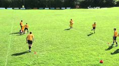 Rugby Drill - Continuity Drill - Switch