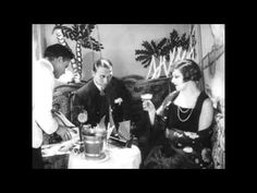 """L'invitation au voyage""-1927-Germaine Dulac-The loneliness of a married..."