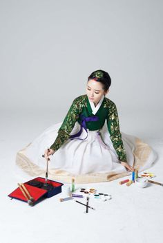 artist Kim, Hyunjung / 화가 김현정