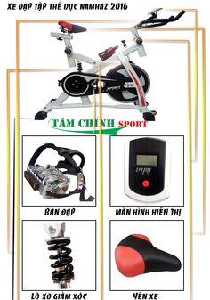 Ưu điểm của xe đạp tập thể dục Namhaz 2016