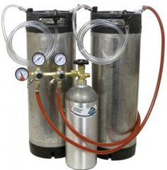 Homebrew Finds: Ends Soon: Midwest Supplies: 2 Ball Lock Keg, 2 Pressure Kegging Setup - from $206.79!