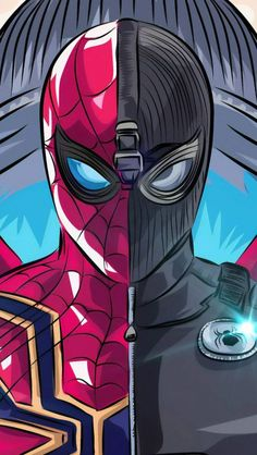 Iron Spider Stealth Suit IPhone Wallpaper - IPhone Wallpapers