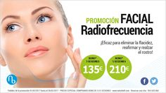 #PROMOCIONES hasta el 28 de Febrero: #Radiofrecuencia facial profesional por 135 €/bono (3 sesiones) o 210 €/bono (5 sesiones). Más información: ☎ Llámanos al 954 63 30 60  #ofertas #sevilla