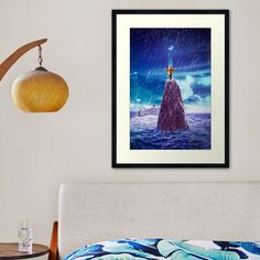 Surreal Collage, Framed Art Prints, Wall Art, Tees, Illustration, People, Painting, Design, Home Decor