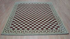 SG Imports Persian Fashion Hand Knotted 100% Wool Modern Hard Twist Large Rug (8x10') SG Imports http://www.amazon.com/dp/B01BXW2574/ref=cm_sw_r_pi_dp_TcO1wb0CA6MXB