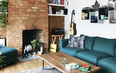 A tour of Sophie and Olly's apartment and ideas for personalising your home