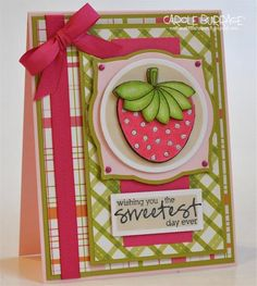 SC326 - Sweet JiFFy by TruCarMa - Cards and Paper Crafts at Splitcoaststampers