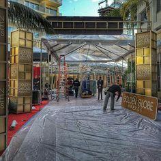 La instalación de los #GoldenGlobe2016 ya esta en marcha!! Todos listo para este domingo? Cuales son sus ganadores?  #DLB #DesdeLaButaca Lee más al respecto en http://ift.tt/1hWgTZH Lo mejor del Cine lo disfrutas #DesdeLaButaca Siguenos en redes sociales como @DesdeLaButacaVe #movie #cine #pelicula #cinema #news #trailer #video #desdelabutaca #dlb