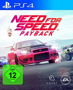 Need for Speed Payback PlayStation 4 Playstation, Xbox, Need For Speed, Electronic Art, Video Games, Technology, Kartell, Motorsport, Writings