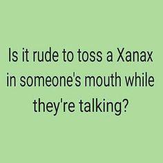I don't think so Haha Funny, Funny Cute, Funny Memes, Hilarious, Lol, Funny Stuff, Random Stuff, Pharmacy Humor, Humor