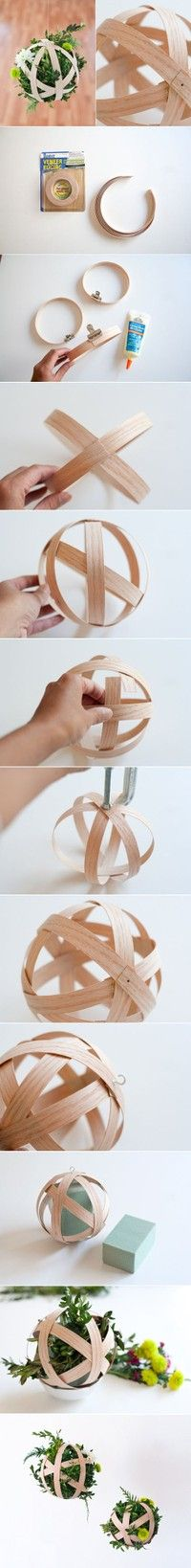 Image about diy in to do by Bresgada on We Heart It Deco Floral, Floral Design, Deco Champetre, Diy And Crafts, Arts And Crafts, Ideias Diy, Ikebana, Diy Projects To Try, Floral Arrangements