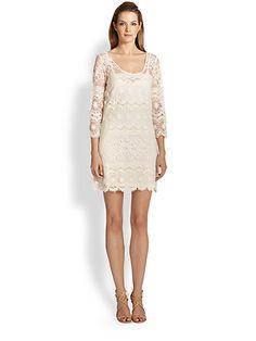 Candela - Lace Dress - Saks.com
