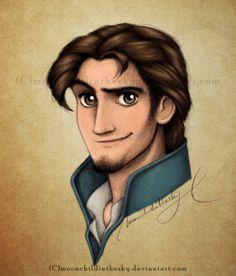 Flynn -- artist:moonchildinthesky