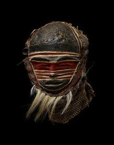 Mask. Central PENDE; DRC. Royal Museum for Central Africa. Tervuren. Belgium. #Mask