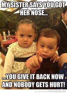 Give The Nose Back