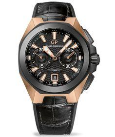 538051b7614  Girard-Perregaux Chrono Hawk Relógios Chiques