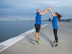 Lisboa já tem 'tours' de fitness para turistas