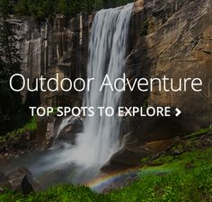 Outdoor Adventures on Groupon Getaways: from skiing in the Rockies to relaxing near Lake Michigan