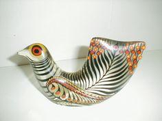 Lucite sculpture by Abraham Palatnik (1970's): Dove