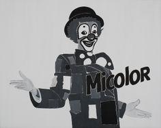 """""""Micolor"""" Acrílico 92 x 73 cm 150 €"""