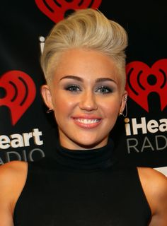 Miley Cyrus - I actually love her hair!
