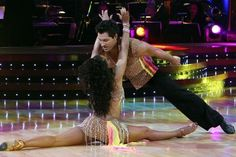 Season 5 Mel B (spice girl) and Maksim Chmerkovskiy Runner-up