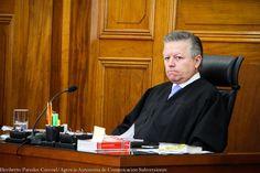 Arturo Zaldívar Lelo de Larrea (ministro de la Suprema Corte de Justicia de la Nación)  --Karime Mobayed