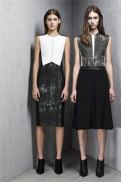 Sfilata Narciso Rodriguez New York - Pre-collezioni Autunno Inverno 2013/2014 - Vogue