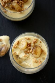 Healthy Banana Puddi