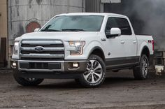 2015 Ford F-150, Super Duty, Expedition King Ranch Edition