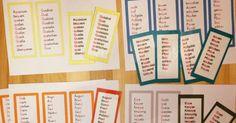 16. Türchen: Lernwörter Teil 3