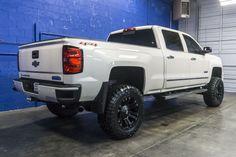 2015 Chevrolet Silverado High Country 4x4