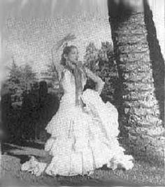 CARMEN AMAYA o El Arte de Vivir el Flamenco.  Pequeña biografía.