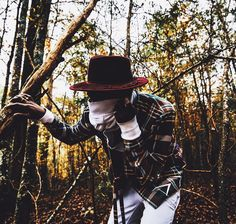 Fall is the season for plaid kimonos and fedoras luckily for you I'm the guy you contact if your interested in either pieces.  Photography by @dsamarah