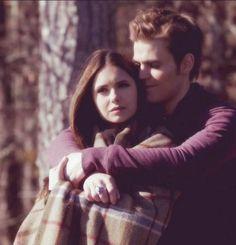 Vampire.Loves.Girl. Paul Wesley & Nina Dobrev