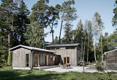 Villa Jakobsson, Gnisvärd – M. Future House, My House, Sauna House, Cabin Fireplace, Pallet House, Modern Ranch, Solar House, Swedish House, Wooden House