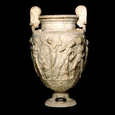 The Townley Vase 2nd century AD
