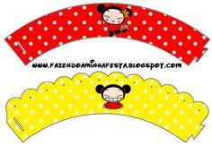 Imprimibles de Pucca 3. | Ideas y material gratis para fiestas y celebraciones Oh My Fiesta!