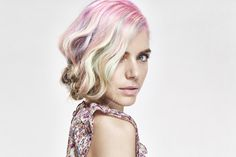 Candy Hair #mycolorfulhair #lorealpro #nellemanigiuste #candy